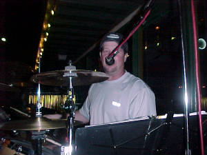 Kerry Renfro- Drums, Lead & Backing Vocals