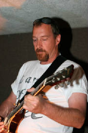 Matt Bullock, Guitar, Lead & Backing Vocals