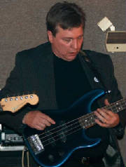 Mark Melbourne, Bass, Backing Vocals