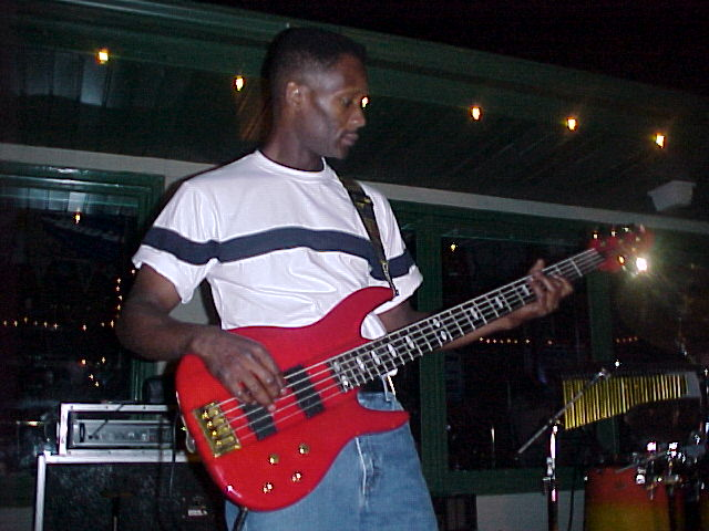 Michael Blanks Bass, Backing Vocals
