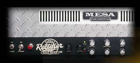 Mesa-Boogie Guitar Amps